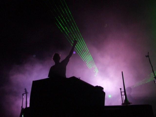 Be2gether 2008: Groove Armada