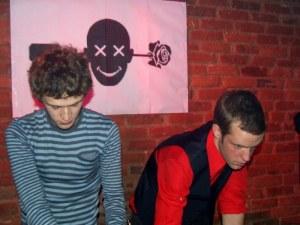 11/10/08 - Pluke Live вместе c Frivolous