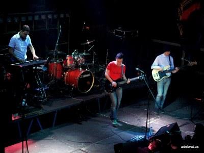 "07/03/10 - Группа ""Lюк"" при участии группы CherryVata @ Реактор"