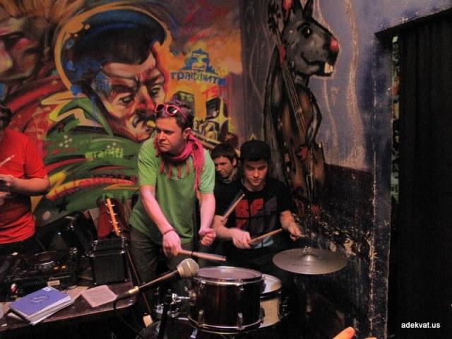 16/04/10 - Jam CherryVata Crew 5.0 @ Граффити