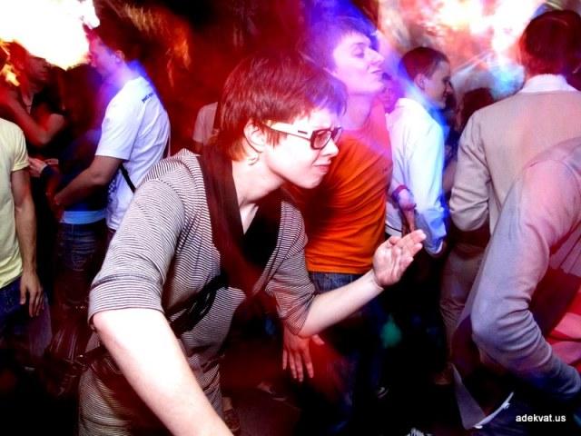 Funk on Fridays в Граффити. Начало мая 2010