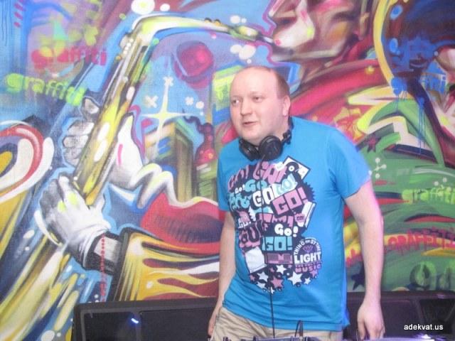 22 и 28 мая 2010 в Граффити. Jam CherryVata Crew 6.0 и Funk on Fridays