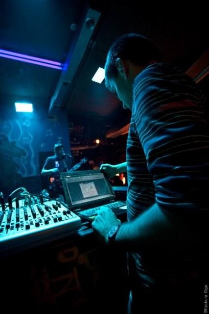 25/08/09 - Карп, Dreamlin, Egor Kaway, Vjik72 feat. B-Twisted в клубе «Граффити»