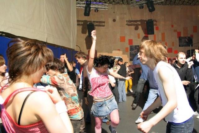 23/05/08 - Ввысь! (Dnb & Breaks в Степе)