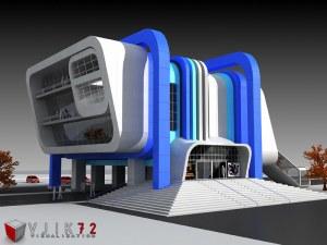 Vjik72. Кинотеатр.