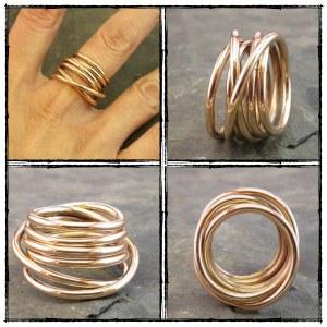 Gunder Jewelry: Кольцо.