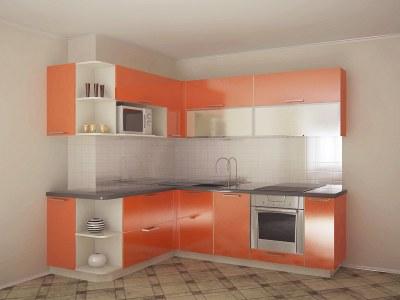 Ната Миклашевич. Оранжевое (визуализация)