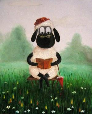 """Ната Миклашевич """"Овца"""""""